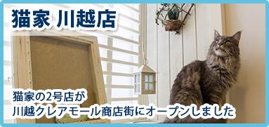 NEKOYA Kawagoe store